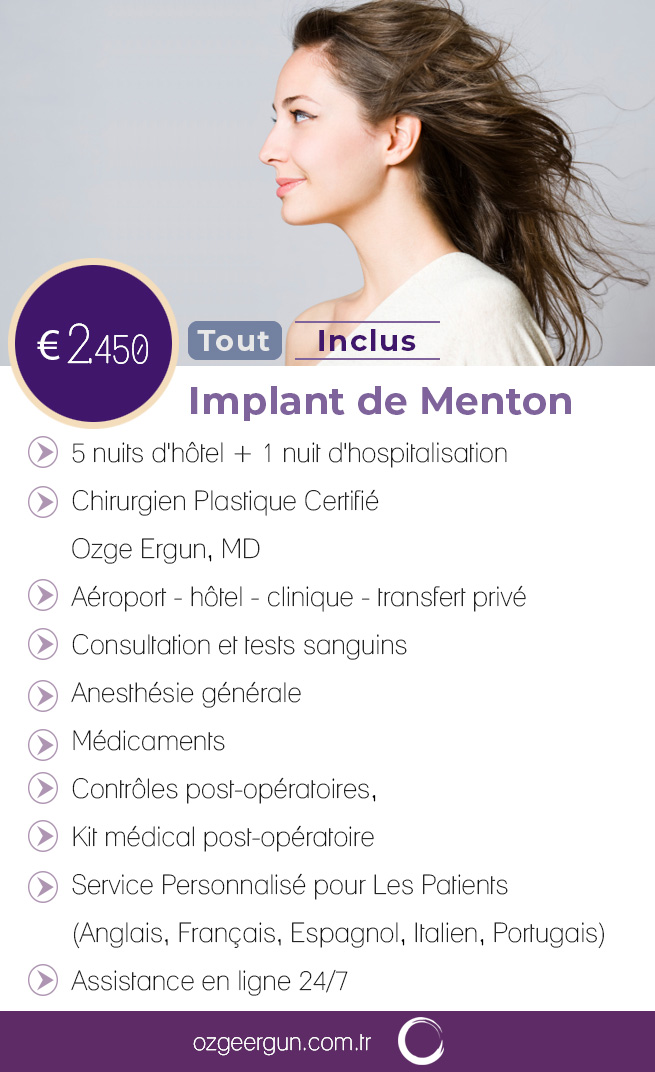 Chin Implant French